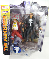 MARVEL SELECT The Punisher Actionfigur DIAMOND SELECT TOYS ca.18cm Neu (L)