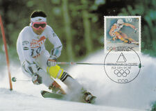 Ski-Alpin slalom señores maxik. BRD 1992