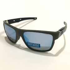 Oakley Sunglasses * Crossrange PRIZM 9361-09 Matte Dark Grey Deep H20 Polarized