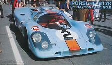 1/24 Fujimi Porsche 917 Daytona Winner Unbuilt Kit & Studio 27 Photo Etch