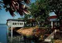 SRI LANKA (Ceylon) Polonnaruwa Rest House, 1971 Post-Paid-Stempel frankiert