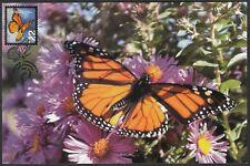 CANADA #2708 - MONARCH BUTTERFLY - BEAUTIFUL MAXICARD