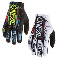 ONeal Matrix VILLAIN Fahrrad Handschuhe MTB DH MX Mountain Bike Moto Cross FR