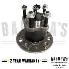 5 STUD REAR WHEEL BEARING HUB WITH ABS FOR VAUXHALL ASTRA H MK5 2004-ONWARDS
