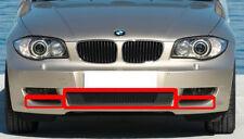 Original BMW 1-Series E82 E88 2007-2011 Frente Parachoques Bajo Rejilla Set Tres