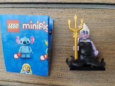 Lego Collectible Minifigure Disney Series Ursula #71012 RETIRED HARD TO FIND
