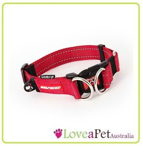 EzyDog Double Up Collar - Genuine, Original, Quality Collar - Select Colour