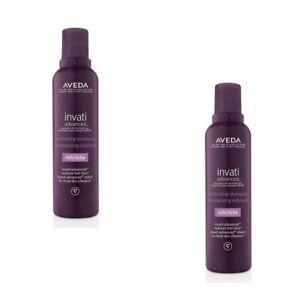 Aveda Invati Advanced™ Exfoliating Shampoo -Rich- 200ml X 2