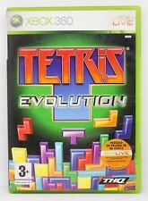 TETRIS EVOLUTION - XBOX 360 XBOX360 - PAL ESPAÑA - MUY RARO EVOLUCION