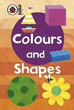 Early Learning: Colours and Shapes (Ladybird Minis) by Ladybird, Good Used Book