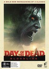 Day Of The Dead - Bloodline (DVD, 2018) Ex rental