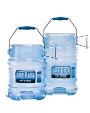 San Jamar Si6100 5 Gallon Polycarbonate Ice Tote Nsf