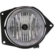 For Hummer H3T 09-10, Passenger Side Fog Light, Clear Lens, Plastic Lens