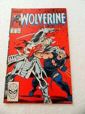 Wolverine 2 . Marvel . 1988 -    VF +