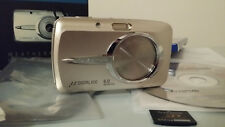 OLYMPUS Mju Digital 600 corpo in Metallo con Scatola Box Come Nuova Like New