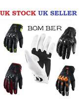 Bomber MX Motocross Enduro Mountain Bike BMX MTB DH Full Finger Fox Gloves
