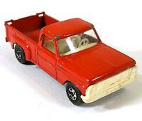 Matchbox Series Superfast 6 Ford Pick-Up Vintage Toy Car Diecast M273
