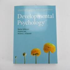 Developmental Psychology by Dr. Rachel Gillibrand - Prentice Hall 2011 Good PB