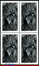 13 BRAZIL 2019 TRIBUTE TO LUNAR LANDING MISSION, FOOTPRINT ON THE MOON BLOCK MNH