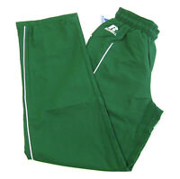 New RUSSELL ATHLETIC Men's (Size Small) Green Track Pants Sweatpants Golf Tennis