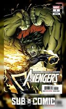 AVENGERS #2 (MARVEL 2018 2nd Print) COMIC
