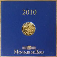 FRX10010.1 - FRANCE - 100 euros Semeuse - 2010 - Or 999/1000 - 3,1g