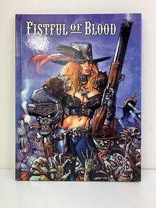Fistful Of Blood Bisley Eastman 2002 Heavy Metal OOP HC Comic graphic novel