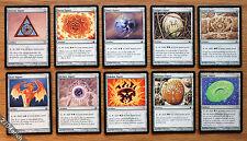Lot of 10 Signet Artifacts Full Set Ravnica Block *Near Mint NM* (Magic MTG)