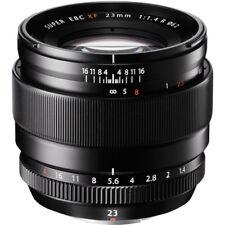 New Fujifilm XF 23mm f/1.4 R Lens