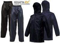 Regatta Stormbreak Kids Waterproof Rainsuit | Jacket & Trouser
