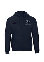 AMG Mercedes Benz hoodie * ZIP * QUALITY * formula 1 * petronas team
