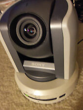 Sony BRC-300 Video Conference Camera PTZ 3CCD BRC300 Pan Tilt Zoom USED TESTED