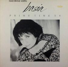 """Basia-prime time TV - 12"""" MAXI-k932-Slavati & cleaned"""