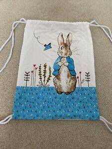 Peter Rabbit Drawstring Bag