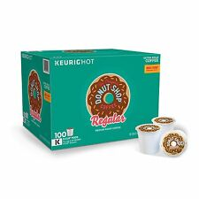 The Original Donut Shop, Regular Medium Roast, Keurig K-Cups, 100-Count