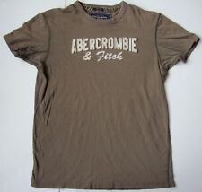 MEN'S ABERCROMBIE & FITCH MUSCLE T shirt size small S