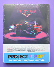 Blu Ray - Christine [RARE Italian Edition] STEELBOOK **NEW/SEALED**