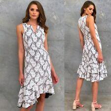 b4b956bbd341 Women Lace Dress Size 16 Party BNWT AU BRIDESMAID wedding Church Engagement