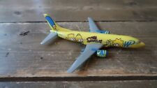 Western Pacific Airlines Boeing 737-300 plastic model airplane The Simpsons