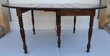 Table de famille, table ancienne louis philippe