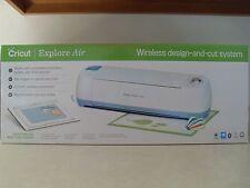New Cricut Explore Air Electronic Wireless Cutting Writing Machine Mat Pen
