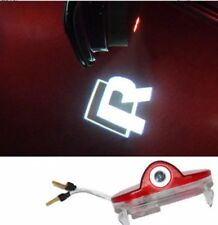 2X Led Door Light Projector Logo Emblem Cree HD For GOLF MK4 BEETLE BORA TOURAN
