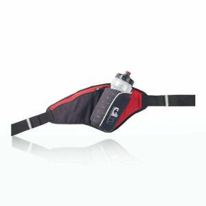 UP Ribble II Bum Bag Style Waist Fit Sports Walking Drinks Hydration Bottle