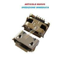 CONNETTORE Micro USB Per Alcatel OT 908 OT 506 RICAMBIO ORIGINALE