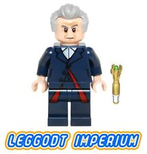 LEGO Minifigure - The Doctor - Dr Who Twelfth Doctor sonic dim009 FREE POST