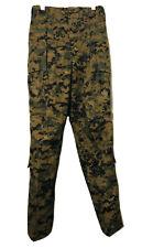 USMC Woodland Trouser Defender M Frog Apparel Size Large Long New No Tag