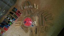 Thomas the Train Tank Engine Plastic Train Track Set, 97 total pieces!