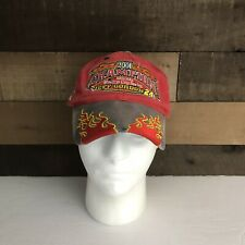 Chase Jeff Gordon NASCAR DuPont Hendrick Winston Cup Champion Hat 2001 Flames