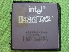 Intel i486 DX2 A80486DX2-66 Used