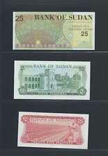 Afrique Ancien Mali Soudan Lot de 3 billets différents  en état NEUF   Lot N° 10